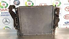 JAGUAR XF X250 2.2 RAD RADIATOR INTERCOOLER PACK