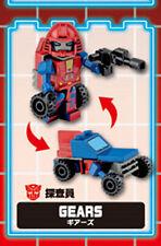 GEARS Transformers Kre-o Micro-Changers #6 Gashapon Capsule Kreon Takara Tomy
