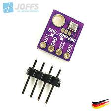 BME280 Digitaler Sensor für Luftdruck, Temperatur und Feuchtigkeit (BME 280)