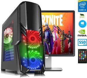 OTZ Gaming Computer Intel Core i5 4th Gen ✅DDR3 Ram ✅ Nvidia 1050ti 4GB ✅ 1TB ✅