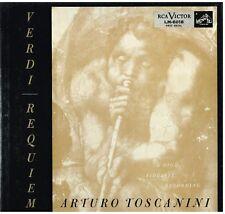 Verdi: Requiem / Arturo Toscanini - LP