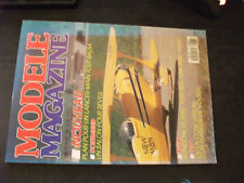 ** Modèle magazine n°477 Moteur OS FS 120 Surpass II  Mirage F1  ASW 22 BE Vario