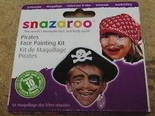 Snazaroo Face Painting Kit - Pirates