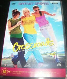 Crossroads (Britney Spears) (Australia Region 4) DVD – Like New
