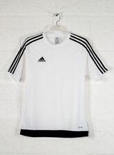 Adidas Estro 15 Maglietta Bianco   Nero M (inw) c62e185795aa