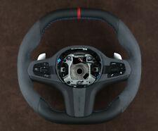 BMW G20 G30 3, 5 Series 2017+ OEM Custom Steering Wheel Flat bottom Square TOP