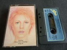 FRIDA SOMETHING GOING ON RARE UK CASSETTE TAPE! ABBA X