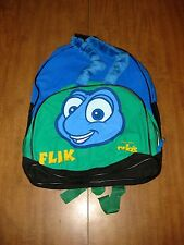 A BUG's LIFE youth backpack Disney 1998 cartoon Flik animation Pixar ants fable