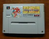 SFC SNES Hect Holy Striker Action RPG SHVC-AI Super Famicom Nintendo