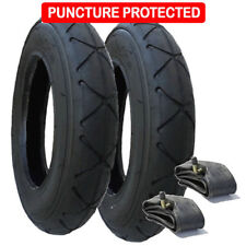 Mountain Buggy Duet Tyres & Inner Tubes Set of 2 Size 10 x 2 Puncture Protected