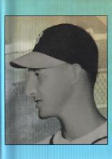 2013 Bowman Rookie Reprint Blue Sapphire Refractors Baseball #WS Warren Spahn