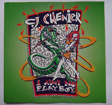 CJ Chenier I ain´t no playboy CD