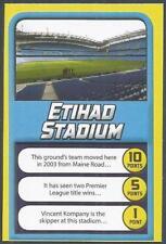 KICK!-GUESS THE GROUND CARD GAME-2017-ETIHAD STADIUM-MANCHESTER CITY