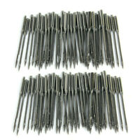 50PCS Home Sewing Machine Needle 11/75,12/80,14/90,16/100,18/110 for Singer