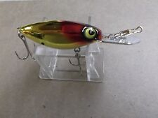 Custom Painted Pre Rapala Storm Hot N Tot,AH Model,Clown