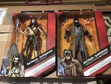 dc comics multiverse batman v superman