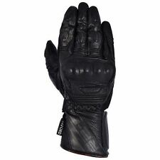 Oxford Leather Breathable Motorcycle Gloves