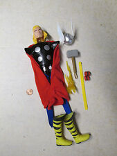 Captain Action Thor With Beard Uniform Set  Reproduction 1:6 loose
