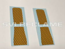 Brown Decals for Seats Tamiya Mercedes Actros Arocs Diamonds SALE ITEM