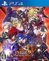 Used PS4 Million Arthur Arcana Blood Square Enix PlayStation 4 JAPAN OFFICIAL