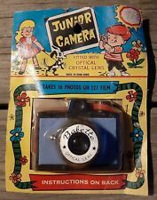 Vintage Toy Junior Camera in package Made in Hong Kong, Babette