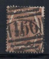 Großbritannien 1872 Mi. 38 Gestempelt 100% 6 Pence, Sieg, K, P.
