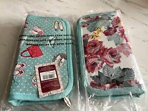 2 Crochet Hook Cases