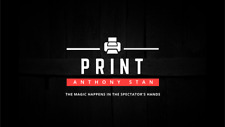Print by Anthony Stan and Magic Smile Productions