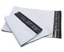50 Bolsas plástico de envío y mensajería con cierre autoadhesivo. 240x320mm