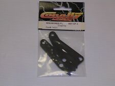 Corally Front Wishbones for F1 Graphite L/R #74021