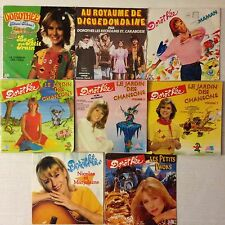 LOT DISQUES 45T SPECIAL DOROTHEE