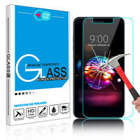 For LG Phoenix 4/Rebel 4 LTE/Fortune 2 Tempered Glass Full Screen Protector