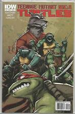 Teenage Mutant Ninja Turtles #2 Cover A (September 2011) IDW Comics High Grade