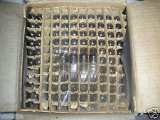 6E5P REFLECTOR Tubes  OUTPUT TETRODE 10W GOLD GRID 1972 year NOS 4 pcs. RARE!!!