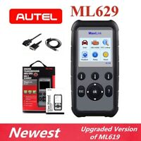 Autel AutoLink AL629 Code Readerfor ABS/SRS/Engine/Transmission As ML629 AL619