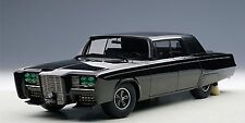 AUTOART BLACK BEAUTY GREEN HORNET BLACK TV SERIES 1:18*New!
