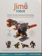 Ubtech Jimu Robot Explorer Kit Interactive Robotic Building NEW