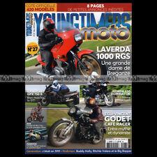 YOUNGTIMERS MOTO 27 LAVERDA 1000 RGS KAWASAKI GPX 750 VINCENT EGLI HONDA NX 650