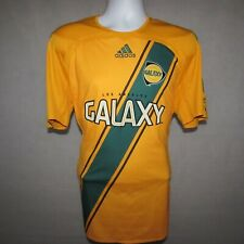 2006-2007 LA Galaxy Home Football Shirt, Adidas, Medium (Mint Condition)
