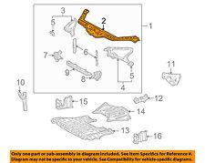 Lexus TOYOTA OEM 02-10 SC430 Radiator Core Support-Upper Tie Bar 5320524051