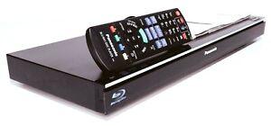 Panasonic DMP-BDT220 3D Blu-Ray HDMI DVD Player Wi-Fi SD LAN W Remote Nice Works