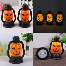 Halloween Pumpkin Light Hanging led Lantern Lamp Outdoor Home Decoration