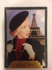 Sports Time Trading Card - 1995 - Marilyn Monroe - No 115 beret