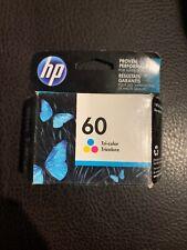 Hp 60 Tri-Color Ink Genuine
