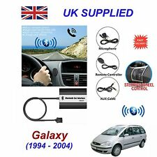 para FORD GALAXY Bluetooth Manos Libres Móvil entrada auxiliar mp3 Cargador USB