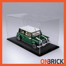 ONBRICK LEGO 10242 Mini Cooper 3mm Premium Acrylic Display Case