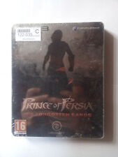 prince of persia les sables oubliés collector ps3 playstation 3 steelbook neuf