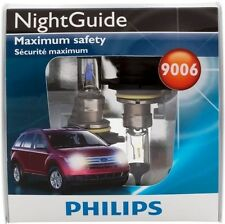 Philips 9006 NightGuide Replacement Bulb, (Pack of 2)