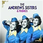 THE ANDREWS SISTERS AND FRIENDS CD (2008) 26 TRACKS NEW/SEALED