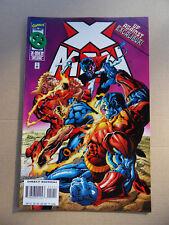X-Man 12 . Vs Excalibur . Marvel 1996 . VF
